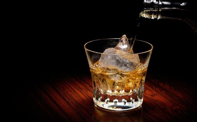 写真:ウイスキー