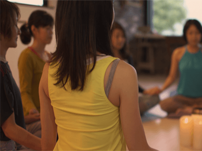 Hot Yoga Studio トップページ
