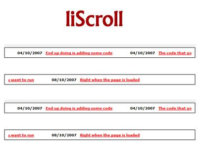 liScroll