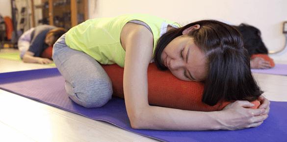 Hot Yoga Studio 入会する
