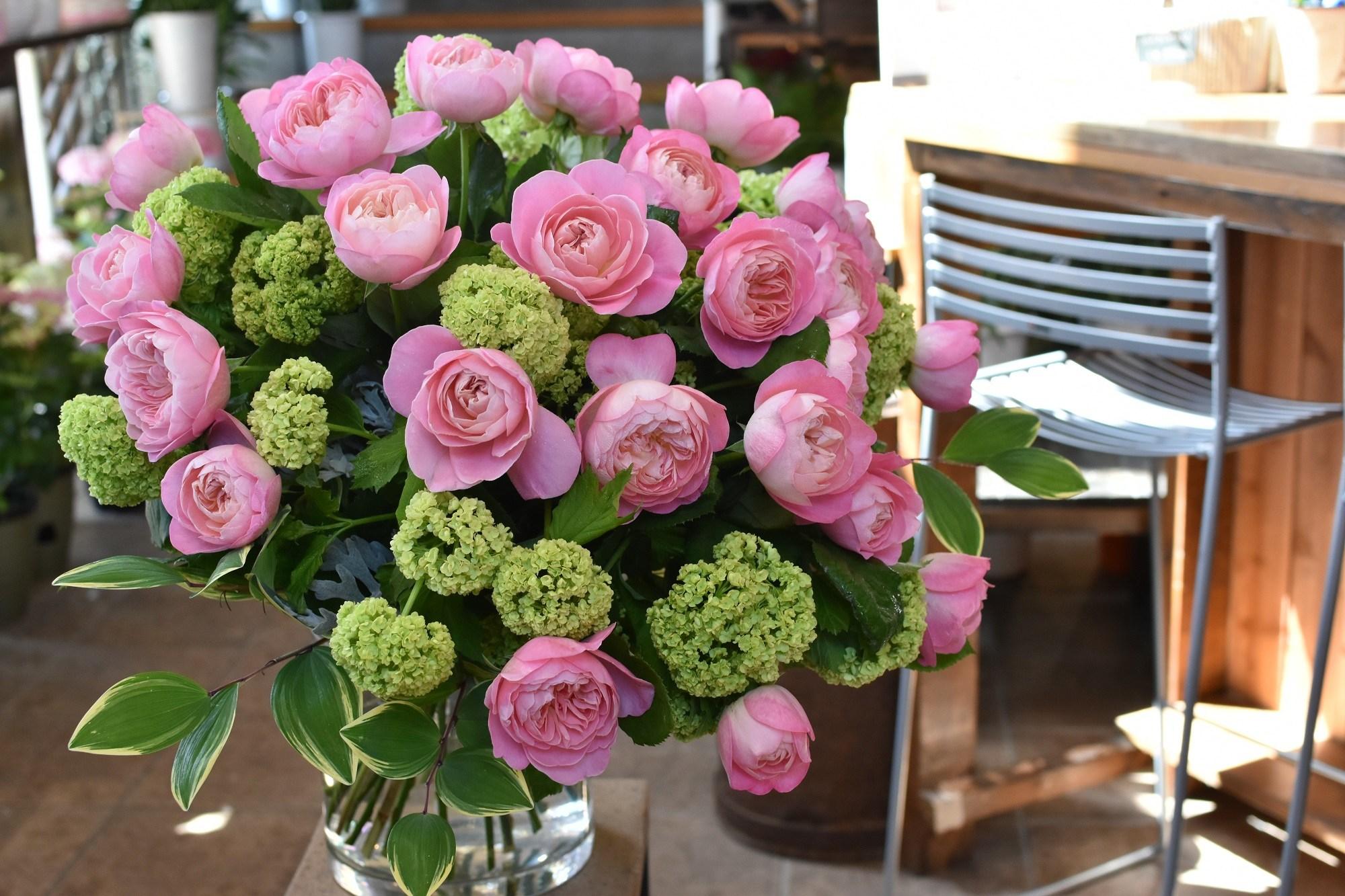 Natural Flower House 店舗のご案内